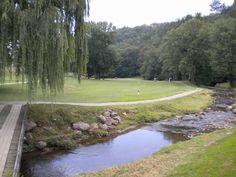 Bent Creek Golf Course near Gatlinburg TN