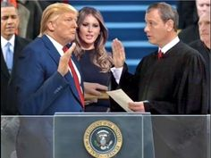 Donald Trump: The Inauguration of the 45th President of the United State...