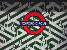 Harry Beck is of course commended for his 1931 reinvention of the Tube map, which saw the equalization of station spacing and the use of horizontal, vertical and 45° lines.
