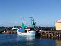 Hafen auf Fejø