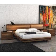 Ordinaire Swan Walnut Bedroom By Huppe Furniture   Advance Furniture    Contemporaryfurniture.com
