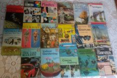 Lot of 33 Ladybird Books -Children's Books- Vintage by 2006lindam on Etsy