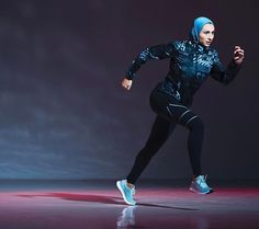 No I don't have a fancy career, no I'm not a scholar on Islam and no I can't even read #Arabic past middle schooler..... That does not undermine my image as an American Muslim and a Covered athlete. I WONT let other people speak on my behalf....my experiences with #hijab is not based on some cultural representation. Its basically my form of Da3wah (Islamic ambassador if you will-spreading of good message). Its my form of attaining good deeds, its my spiritual identity, its my link to Jannah…