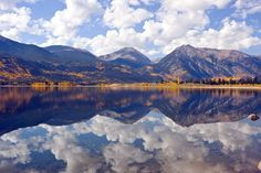 """Twin Lakes Reservoir & Colorado Trail Congratulations to Howard K. one of five winners from our """"National Parks"""" Photo Contest! Twin Lakes Colorado, Colorado Trail, Mount Elbert, Trail Guide, Love, Rocky Mountains, Beautiful Places, National Parks, Scenery"""