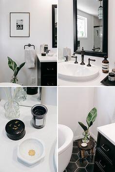 my bathroom makeover reveal with kohler. / sfgirlbybay