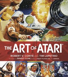 "ECCC: Dynamite Celebrates ""The Art of Atari"" With Oversized Hardcover"