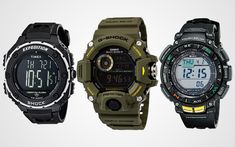 The Best Tough Digital Watches for Everyday Carry
