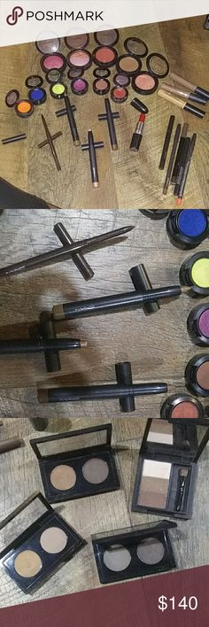 Mac bundle Ok I am goung to list all as swatched some have not been swatched