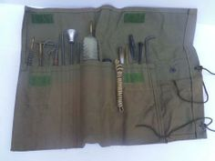 Assault Rifle complete cleaning kit used by SWATF.