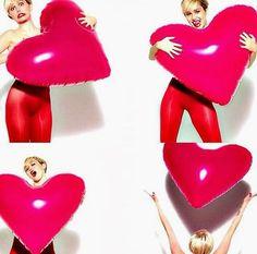 LaReginaRossa: Miley Cyrus exclusive for Golden Lady Rock Your Le...