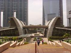 MTR - SkyscraperCity, Kowloon Station, Hong Kong