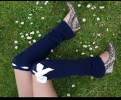 Leg wormers