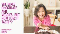 Baking With Livie: Mixing Chocolate and Veggies (The Secret Ingredient!) – Nourish Through Movement Like Chocolate, Chocolate Cake, Baking Chocolate, Hidden Veggies, 2 Ingredients, Baked Goods, The Secret, Foodies, Good Food