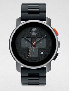Movado Bold Chronograph Watch - Lyst