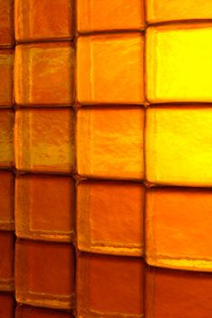 Orange | Arancio | Oranje | オレンジ | Colour | Texture | Style | Form | Pattern | blocks