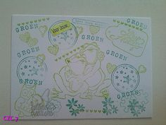 CZC7, Groen, Groener, Groenst