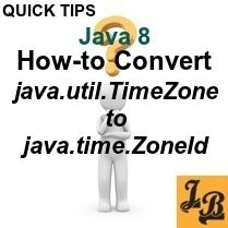 #How-to convert from java.util.#TimeZone to java.time.#ZoneId in #Java8 with #examples. It also shows how to #convert from a #ZoneId to a #TimeZone... #Java