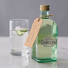 Lemongrass And Cardamom Gin - gifts for him