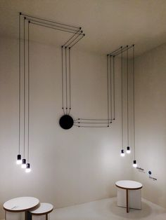 VIBIA Wireflow, the design applications are endless! http://www.vibia.com/en/lamps/show/id/02994/hanging_lamps_wireflow_0299_design_by_arik_levy.html