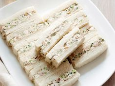 Classic chicken ribbon sandwiches, chicken recipe, brought to you by Woman's Day