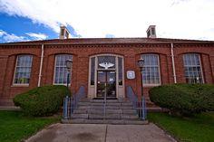 Rifle, Colorado - Post Office