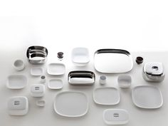 ovale tableware collection for Alessi