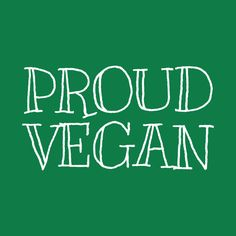 Check out this awesome 'Proud Vegan' design on @TeePublic! #vegan #health #diet #food #lifestyle #shirts #tanks #longsleeve #hoodie #phonecase #mugs #stickers #kids #baby #pillow #tote #laptopcase #notebook #fashion #gift #present #birthday #Christmas #men #women