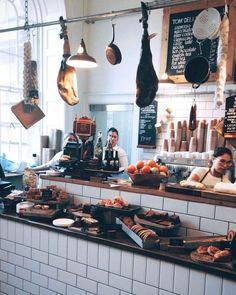 Deli Store Design Impressive Ideas Best Shop On Cafe Counter