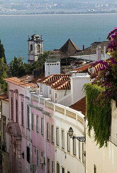 The Colours of Lisbon, Portugal