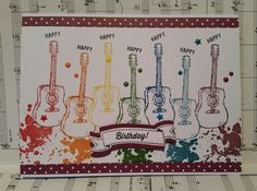 Stampin with Karen Spreckley: Stampin up Country Livin