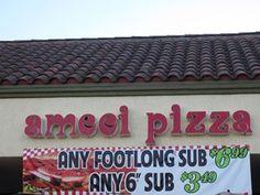 ameci pizza, Newbury Park CA