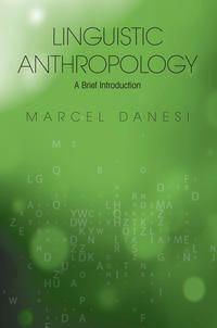 For August 2012. Anthropologists have always put language at the centre of their agenda. So too have linguists. Anthropological linguistics, the amalgam of the two disciplines, aims to document and examine how language mirrors social structure and cultural-specific thought patterns. Linguistic Anthropology: A Brief Introduction--the third edition of Marcel Danesi's popular text--provides a concrete method for studying the relation between language and society.
