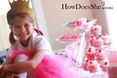 Pinkalicious...am I too young to have a bday theme like this?