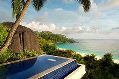 Seychelles: lechos de arena blanquísima para descansar y huir del estrés.