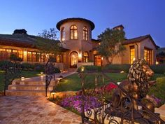Mansion in Los Olivos,CA