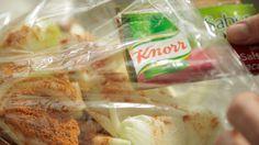 COOKCINANDO POR AHI : Receta de bondiola de cerdo al horno