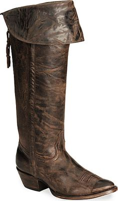 Charlie Horse. My favorite pair of riding boots.