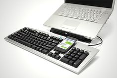 Keyboard for your Computer and Smartphone, The One