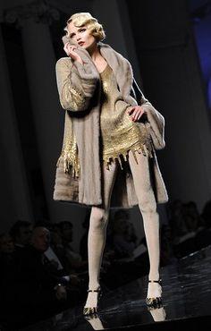 Jean Paul Gaultier, Autumn/Winter 2009, Couture