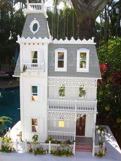 135 Best Dollhouse Paint Color Patette Images Dollhouse Miniatures