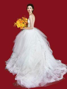 Vera wang wedding dresses 2015 fall collection