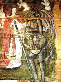 classic+paintings+of+hell | MEDIEVAL PAINTINGS OF HELL « Paintings For web search