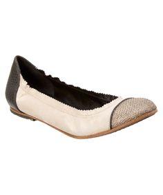 BRUNELLO CUCINELLI   Brunello Cicinelli Ballerina Flat #Shoes #Flats #BRUNELLO CUCINELLI