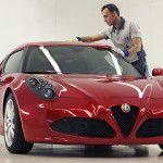 Alfa Romeo 4C : un cocktail high-tech