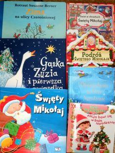 Książki świąteczne dla dzieci #book #książki #dladzieci Christmas Books, Cover, Art, Kunst, Blankets, Art Education, Artworks