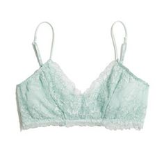 Honeydew® Intimates x Madewell Lace Bralette One in every color.