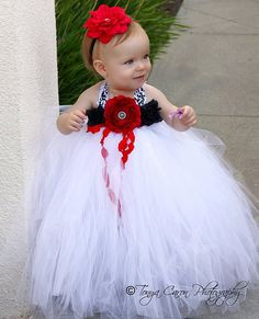 Black and white tutu flower girl dress nb to size 12girls black and white tutu flower girl dress nb to size 12girls chenille tutu top and detachable train colors can be customized wedding plans pinterest mightylinksfo Gallery