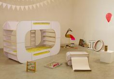 IO Kids Design Furniture Collection