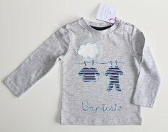 cocodrilova: camiseta bebe ropa tendida #bebe #camiseta #personalizada