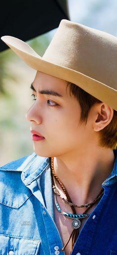V Taehyung, Namjoon, Photo Sketch, Dance Photos, Taekook, Bts Wallpaper, Cowboy Hats, Handsome, Kpop